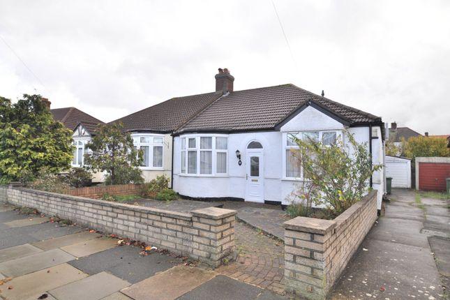 Thumbnail Semi-detached bungalow for sale in Hillview Road, Chislehurst, Kent