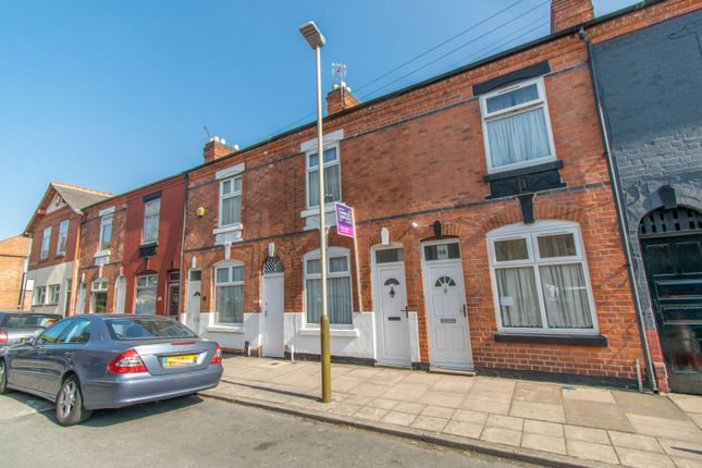 Thumbnail Terraced house for sale in Baggrave Street, Leicester