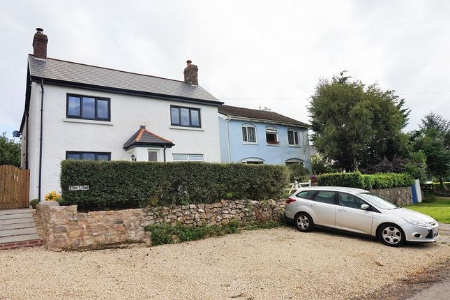 Thumbnail Detached house for sale in Blackhall Road, St Brides Major, Vale Of Glamorgan.