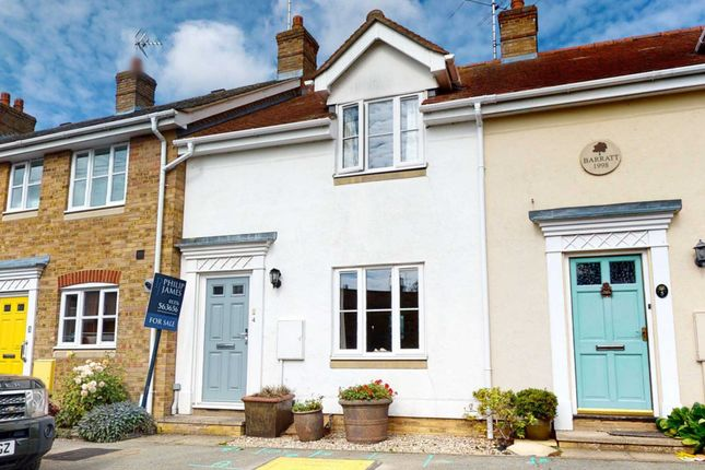 Thumbnail Terraced house for sale in Queen Street, Coggeshall