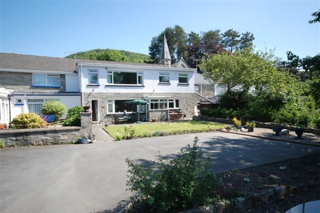 Thumbnail Flat to rent in Tre'r Ddol, Machynlleth