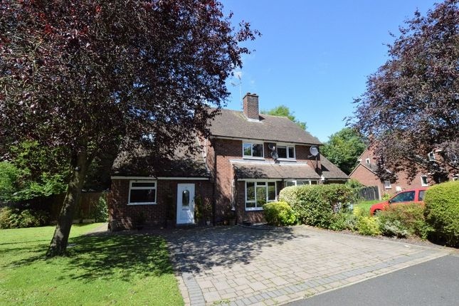 3 bed semi-detached house for sale in Percival Close, The Dale, Moston