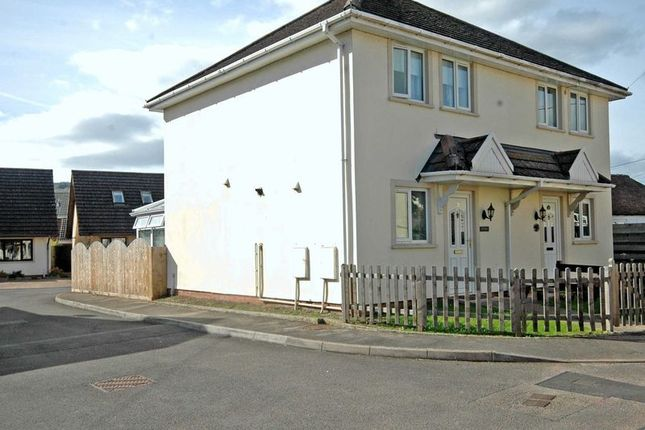 Thumbnail Semi-detached house for sale in Brook Estate, Monmouth