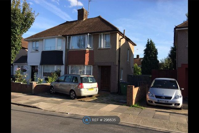 Thumbnail Semi-detached house to rent in Bracondale Road, London