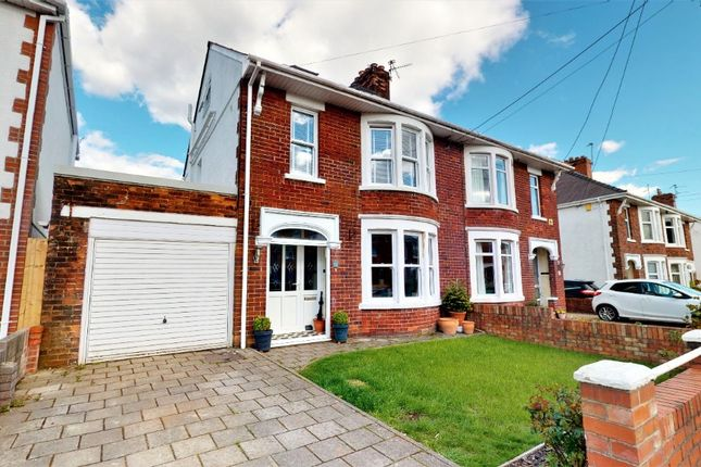 5 bed semi-detached house for sale in Homelands Road, Rhiwbina, Cardiff CF14
