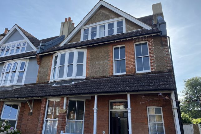 Thumbnail Maisonette for sale in Sedlescombe Road South, St Leonards, East Sussex