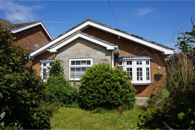 Thumbnail Bungalow for sale in Hillside Avenue, Sutton On Sea