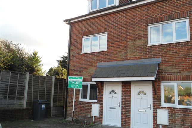 3 bed terraced house to rent in Birling Road, Snodland ME6