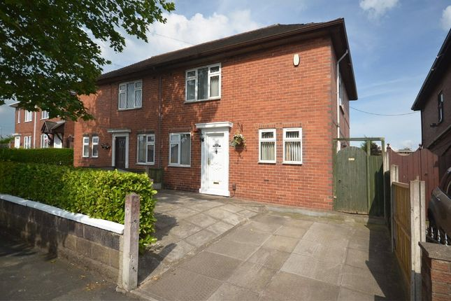 Thumbnail Semi-detached house for sale in Newhouse Road, Bucknall, Stoke-On-Trent