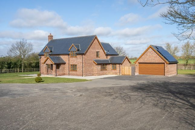 Thumbnail Detached house for sale in The Turnpike, Carleton Rode, Norwich