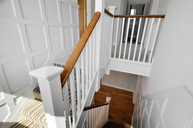 Stairway of Courtlands Way, Worthing BN11