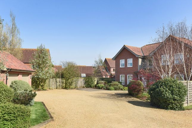 Thumbnail Detached house for sale in Golf Course Road, Old Hunstanton, Hunstanton