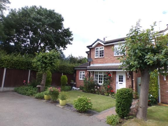 Thumbnail Detached house for sale in Falconwood Gardens, Barton Green, Nottingham