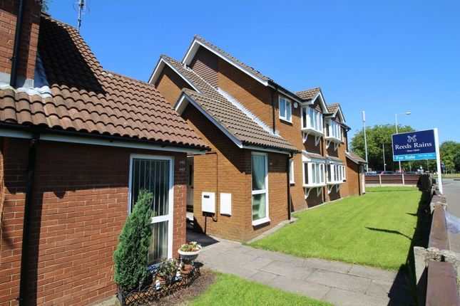 Thumbnail Flat for sale in Burnage Lane, Burnage, Manchester