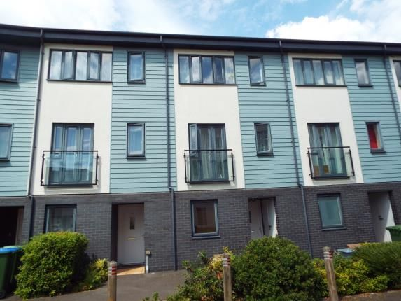 4 bedroom terraced house for sale in The Compass, Southampton
