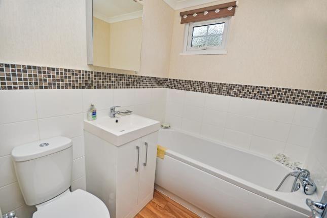 Bathroom of Longbeech Park, Canterbury Road, Charing, Kent TN27