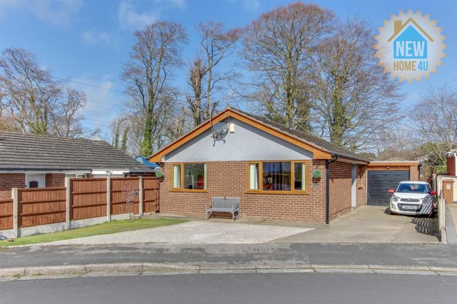 Thumbnail Detached bungalow for sale in Uwch Y Nant, Mynydd Isa, Mold