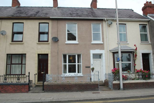 Thumbnail Property to rent in Oak Terrace, Carmarthen