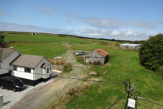 Thumbnail Land for sale in Slaughter Bridge, Camelford