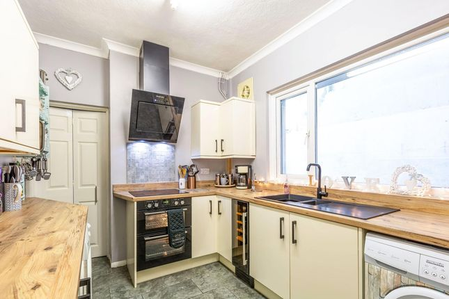 Thumbnail Terraced house to rent in Pendrill Street, Neath