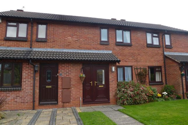 Thumbnail Town house to rent in Keats Close, Earl Shilton, Leicester
