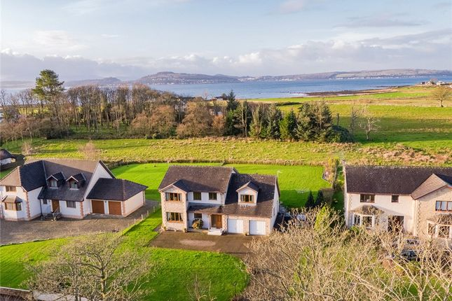 Thumbnail Detached house for sale in Pinehurst, Toward, Dunoon