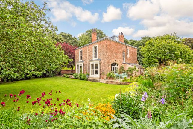 Thumbnail Detached house for sale in Kirkby Road, Ripon, North Yorkshire
