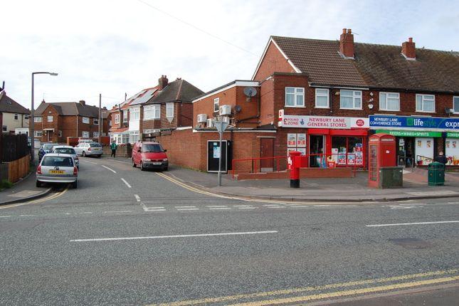 Thumbnail Retail premises for sale in 141 Newbury Lane, Oldbury