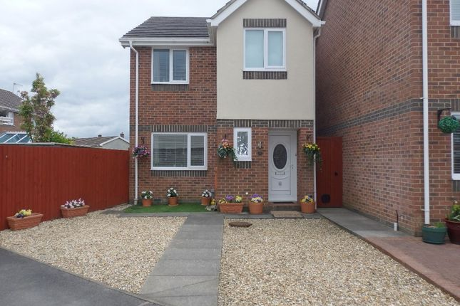 Thumbnail Detached house for sale in The Mariners, Llanelli