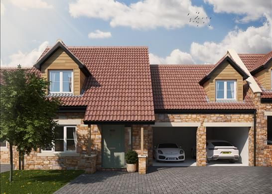 Detached house for sale in Richmont Place, Bristol, Somerset