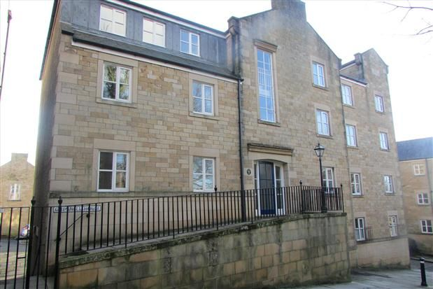 Thumbnail Flat to rent in Castle Park Mews, Lancaster