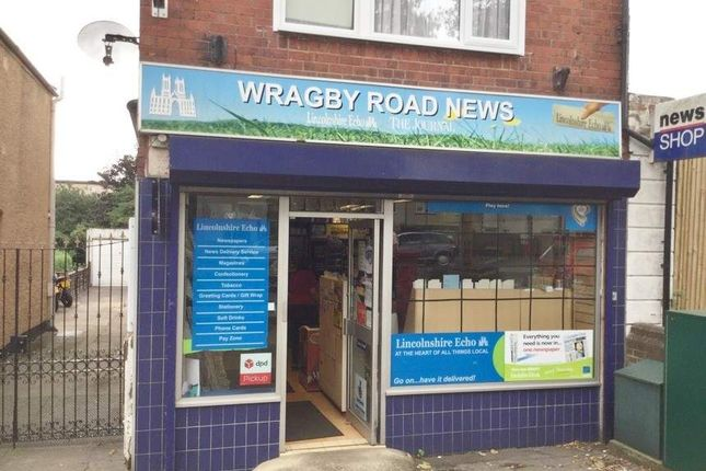Retail premises to let in 246 Wragby Road, Lincoln