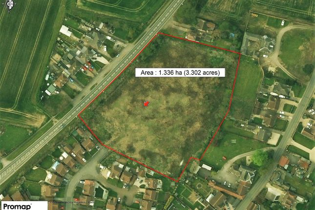 Thumbnail Land for sale in Althorpe, North Lincolnshire