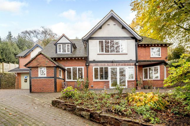 Thumbnail Detached house for sale in Lightwood Road, Lightwood, Stoke-On-Trent, Staffordshire