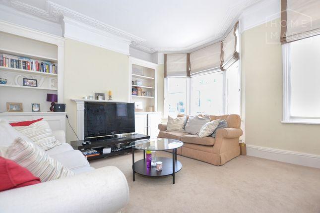Thumbnail Maisonette to rent in Hurlingham Road, Parsons Green