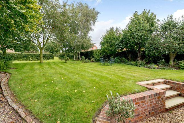 Garden of Church Street, Whixley, York YO26