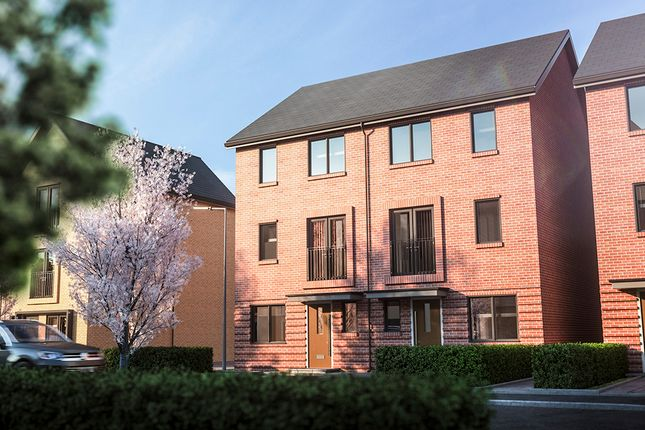 Thumbnail Semi-detached house for sale in The Middleton, Reading Gateway, Imperial Way, Reading, Berkshire