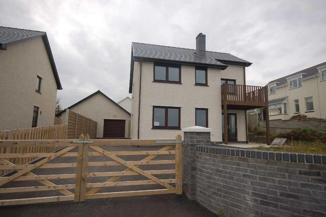 Thumbnail Detached house for sale in Cliff Road, Borth