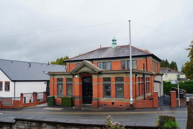 Thumbnail Office to let in Margaret Street, Ammanford