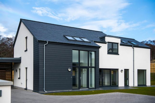 Thumbnail Detached house for sale in Dell Of Woodside, Westhill, Inverness