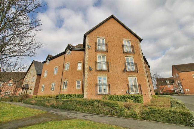 2 bed flat to rent in Canonbury, Monkston Park, Milton Keynes