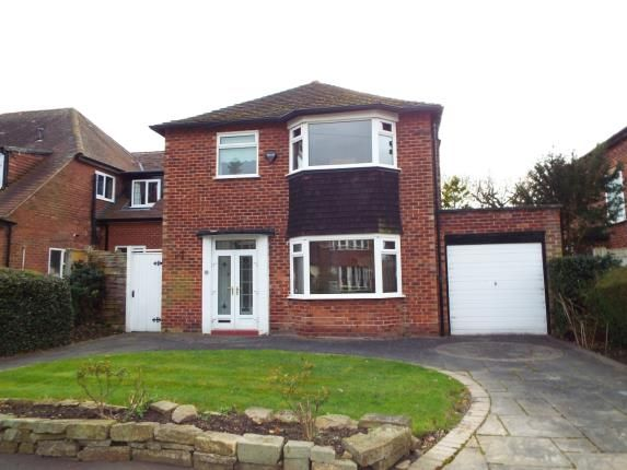 Thumbnail Detached house for sale in Grangeway, Handforth, Wilmslow, Cheshire