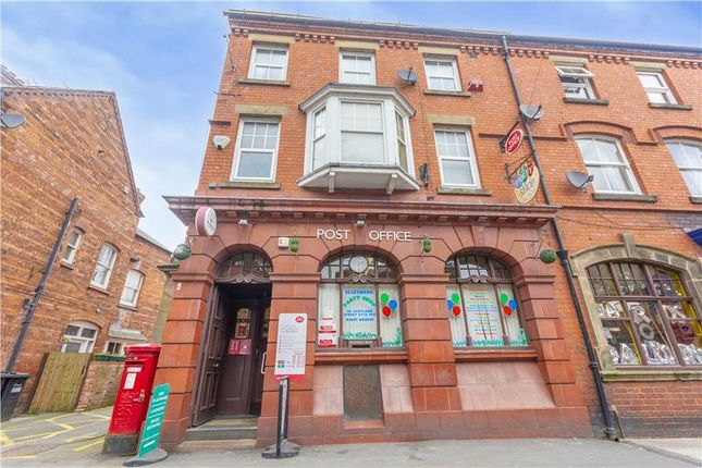 Retail premises for sale in Post Office With Residential Accommodation, 26 Scotland Street, Ellesmere, Shropshire