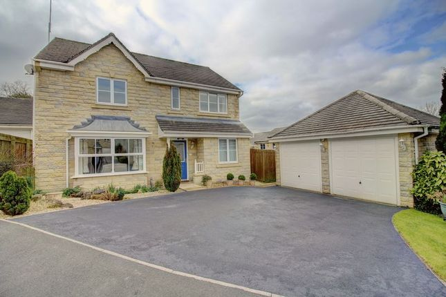 Thumbnail Detached house for sale in Windermere Rise, Brighouse