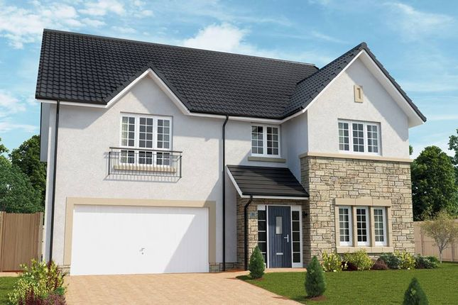 "Thumbnail Detached house for sale in ""The Lewis"" at Roman Road, Balfron, Glasgow"