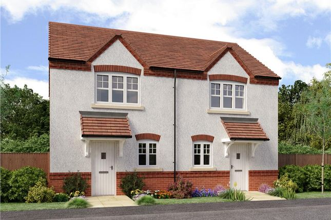 """Thumbnail Town house for sale in """"Rydal"""" at Radbourne Lane, Derby"""
