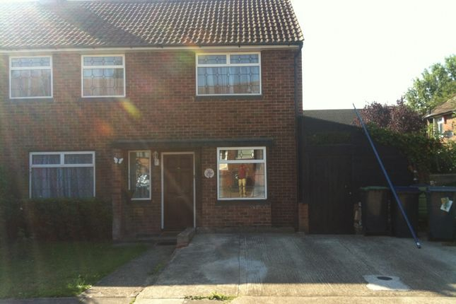 Thumbnail Semi-detached house to rent in Hampshire Road, Canterbury