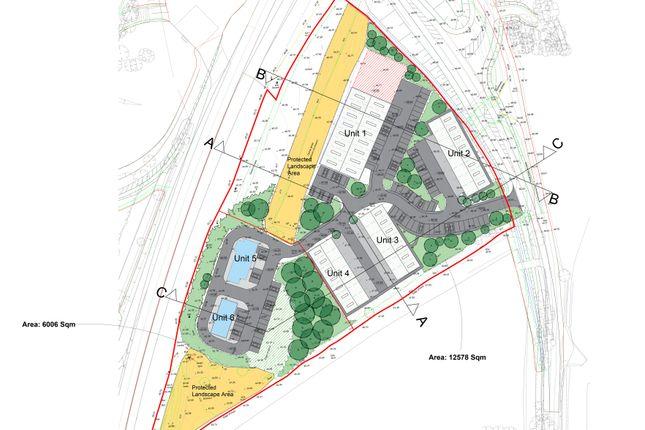 Thumbnail Land for sale in Kennford, Exeter