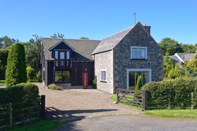 Thumbnail Barn conversion for sale in Oxton, Lauder