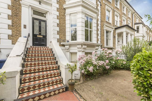 Thumbnail End terrace house to rent in The Corner, Grange Road, London